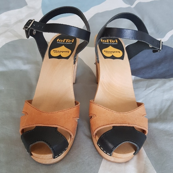 ffc3c2b35a5e6 Swedish Hasbeens Shoes | Suzanne Debutant Size 39 | Poshmark